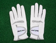 Major Custom Design Golf Glove in Cabretta Material