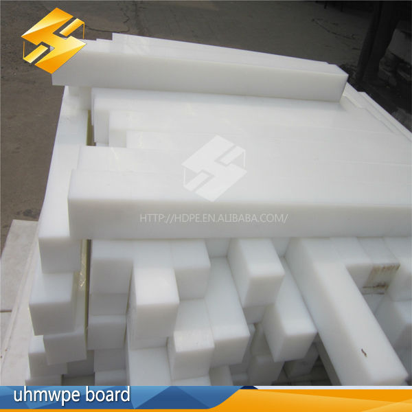 Multifunctional red uhmwpe sheet uhmw pe shaped parts