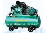 Belt air compressor /piston Air compresso- KA -15