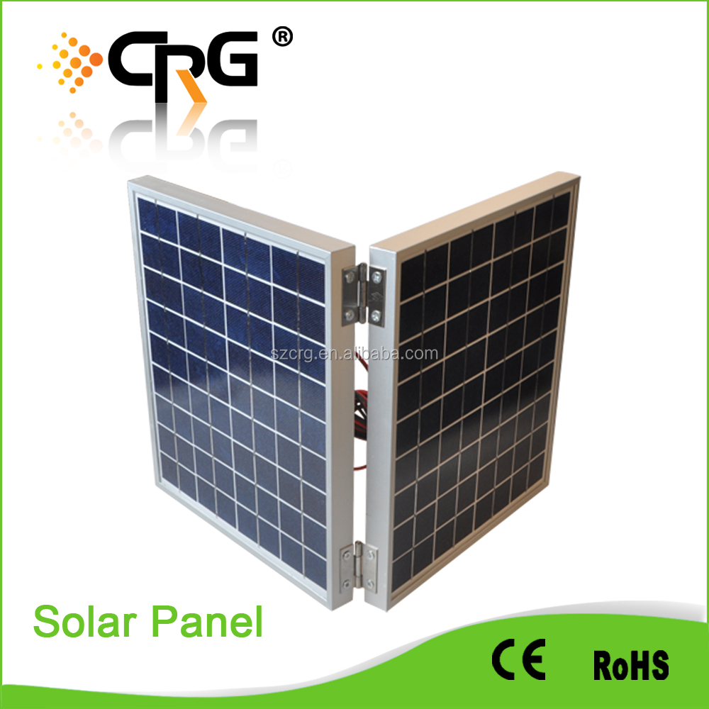 Portable 12V 100W 200W Folding Solar Panel for RV, home use, camping, caravan
