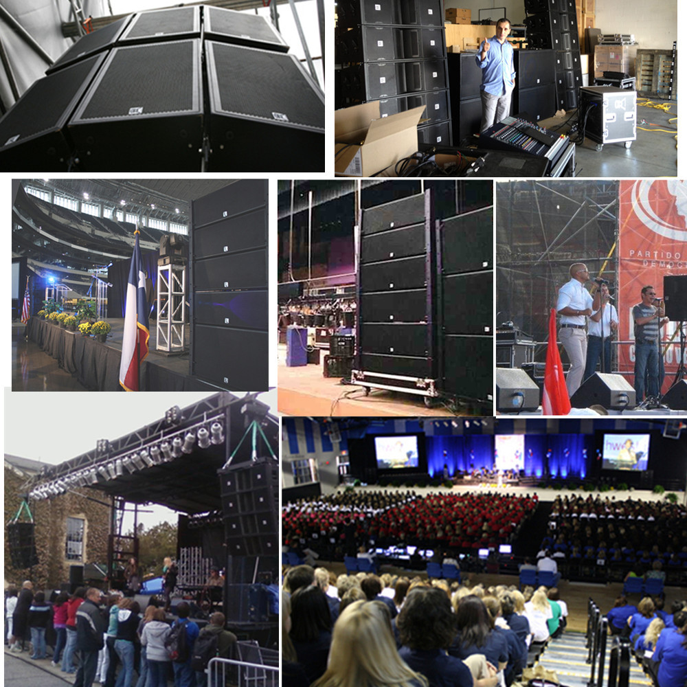 big bass subwoofer speakers for big outdoor shows  live