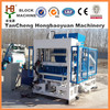 fully automatic 4-18 brick making machinery/ agents hollow cement block garden machinery