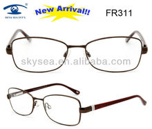 2013 metal eyeglasses with diamond for women(FR311)
