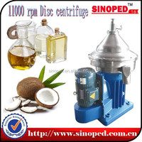 Coconut oil extract making machine