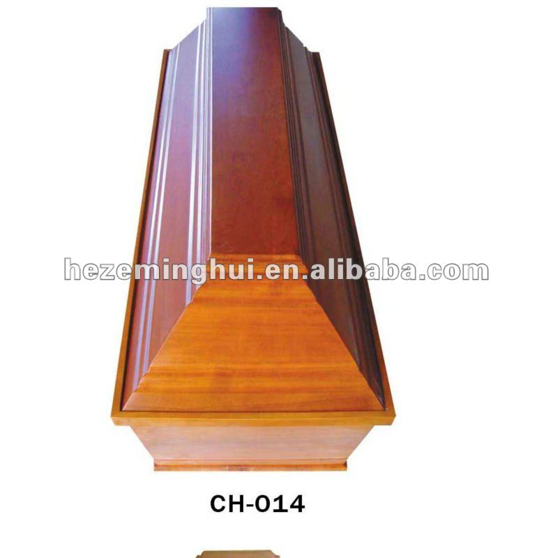germany wooden coffin(paulownia)