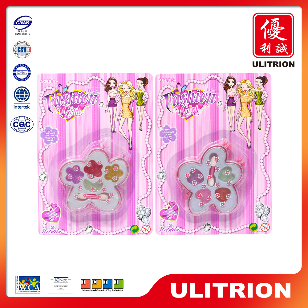 Wholesale high quality baby cosmetic make-up toy set for kids