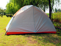 Small family camping tent for travel