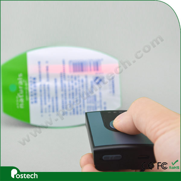 Hot selling Handheld android mobilephone/tablet/PC 1D Bluetooth portable barcode Scanner, bar code reader Decoder MS3391