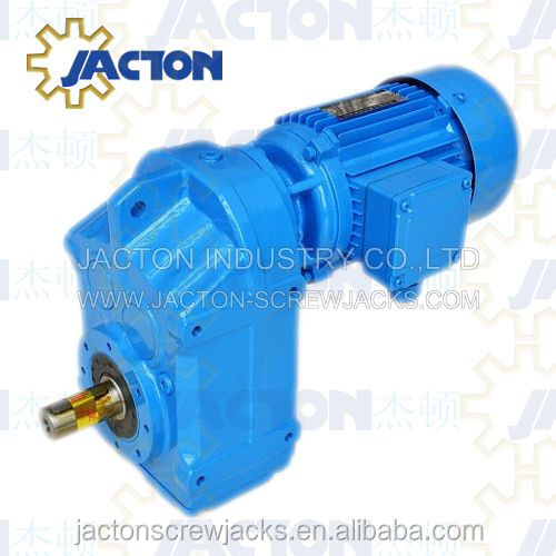 Parallel Axis Helical Speed Reduction Gear Reducers F47 FA47 FF47 FAF47 FAZ47 Parallel Motor Reducer