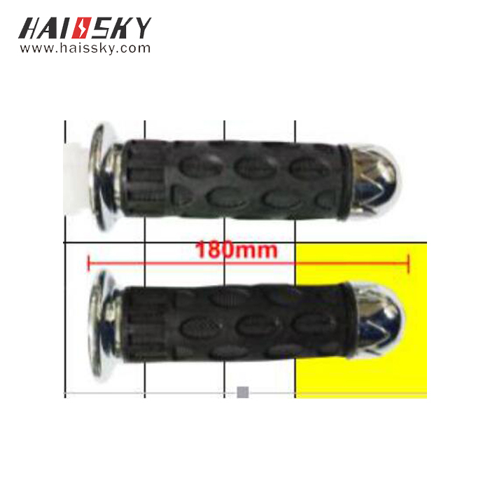 New products 2018 HAISSKY <strong>motorcycle</strong> parts accessories rubber handle gip with wholesale <strong>price</strong>