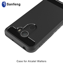 Factory direct sell carbon phone case for alcatel A30 Fierce, Walters, T-Mobile Revvl