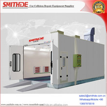 2017 Smithde S-260 High Quality Homemade Airbrush Powder Spray Booth For Lower Price