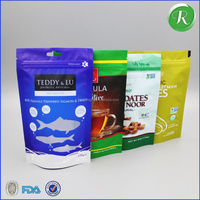 Made in China Alibaba Supplier Hot sale best quality FDA food package plastic 12oz coffee bag with wholesale price