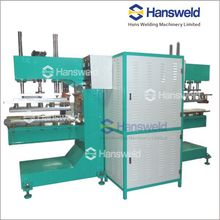 PU conveyor belt machine