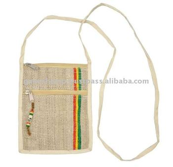 Rasta Passport bag