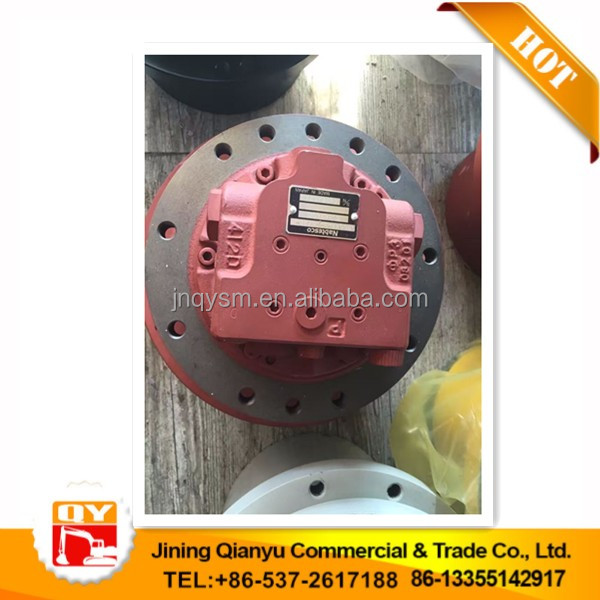 excavator spare parts GM06VA final drive used for pc45 pc50 pc58