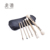 Meidao Eyeliner lip Makeup Double Head 6pcs Cosmetic Brush Set