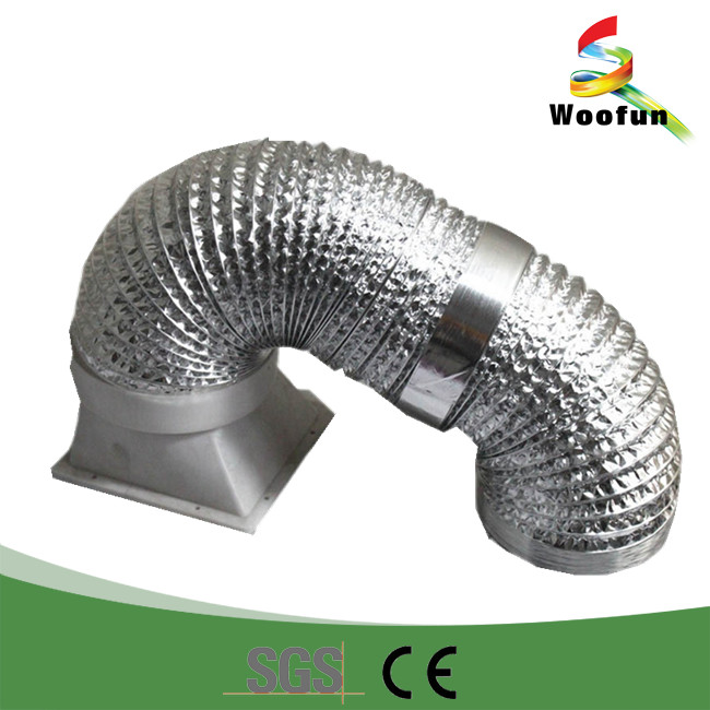 Hot sales factory price kitchen exhaust duct