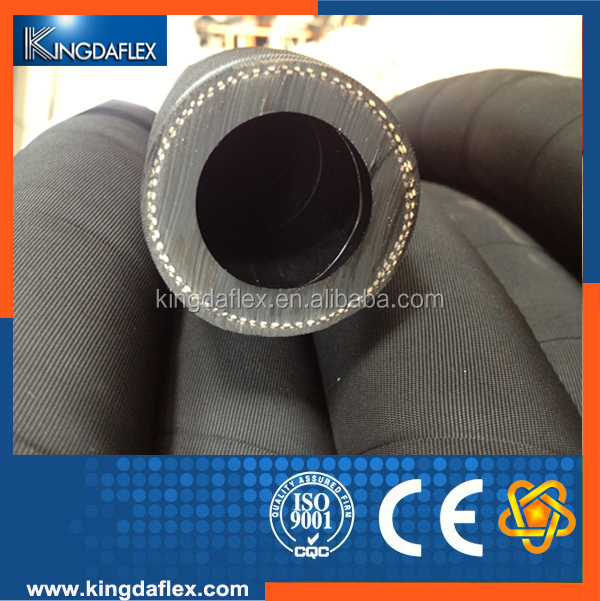 Hot Sale High Quality Abrasion Resistant NR Material Tube Sandblast / Gunite Hose