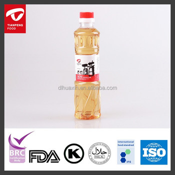 500ml sushi Vinegar from Dalian TIANPENG manufacturer