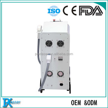 500W Germany bars micro channel tech 808nm diode laser, diode lazer