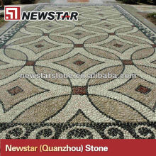 Newstar round pebble pave stone