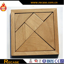 Wooden toy tangram,wooden puzzle toys factory