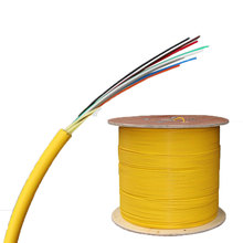 FTTTH drop cable wholesale good price indoor 8 core single mode fiber optic cable