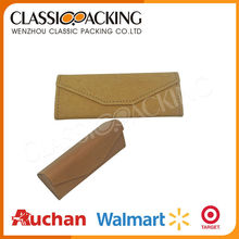 Fancy Factory supply Alibaba China Hot Sell Fashion Leather Sunglasses Case