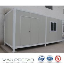 SC0624 Steel Structure Prefab Container House