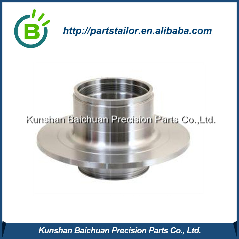Hot sales cnc machined 304 stainless steel parts BCS 004