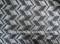 2012 Most popular sequin emibroidery fabric