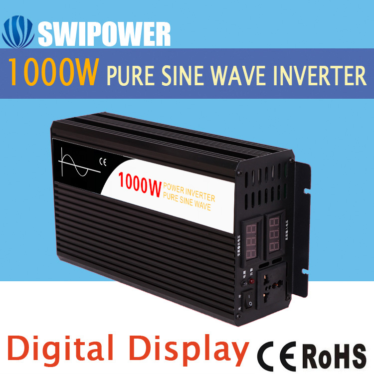 Plastic solar power inverter made in China