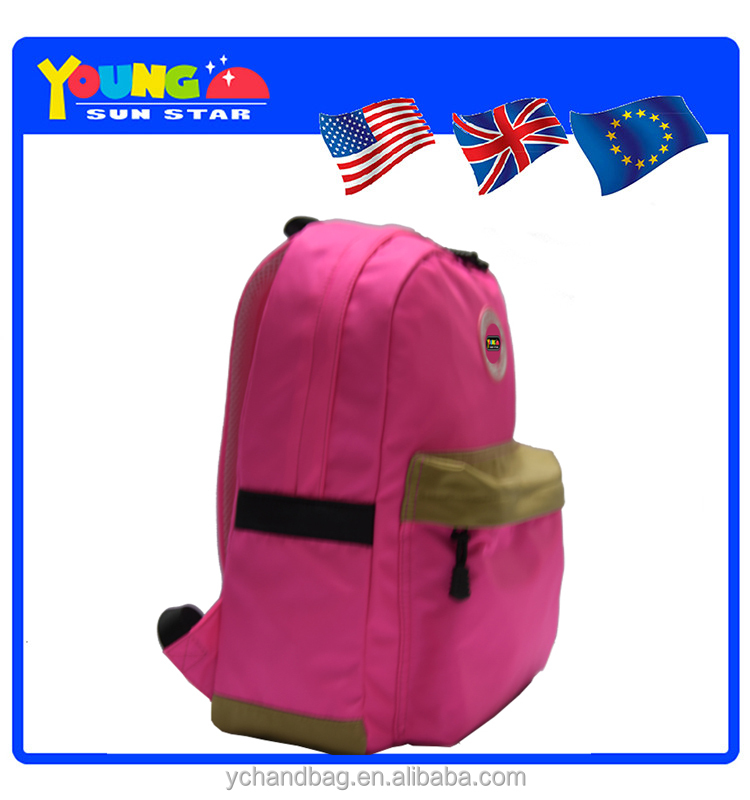 Schools & Offices Use and Nylon Material backpack