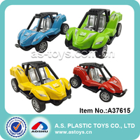 4 PCS Aolly Pull Back Model Toy Die cast car