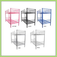 2016 Hot selling cheap boltless high quality easy assembly bunk beds