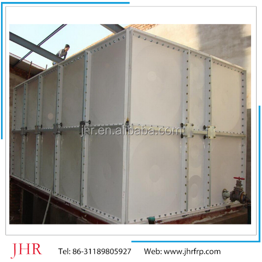 Factory Sale SMC/FRP water tank chemical storage tank