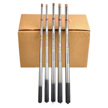 Super Hard Carbon Fiber Fishing Rod Portable Telescopic Fish Rod Ultralight Mini Travel Fishing Pole 1.8M/2.1M/2.4M/3.0M/5.4M