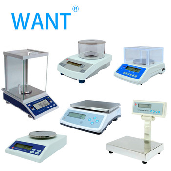 Certificate CE/ISO Digital Weighing Scale Electronic Analytical Balance