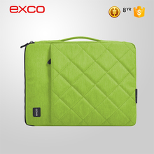 EXCO Creative Fashion Cheap Nylon Custom Laptop Sleeve Case With Handle