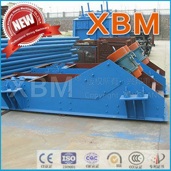 Henan Cost-Effective vibrating pan feeders