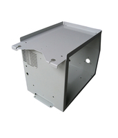 Custom CNC sheet metal fabrication stainless steel and aluminum fabrication
