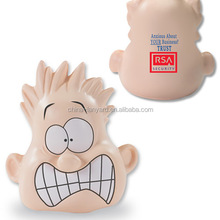 Shocked Mood Dude Stress Ball