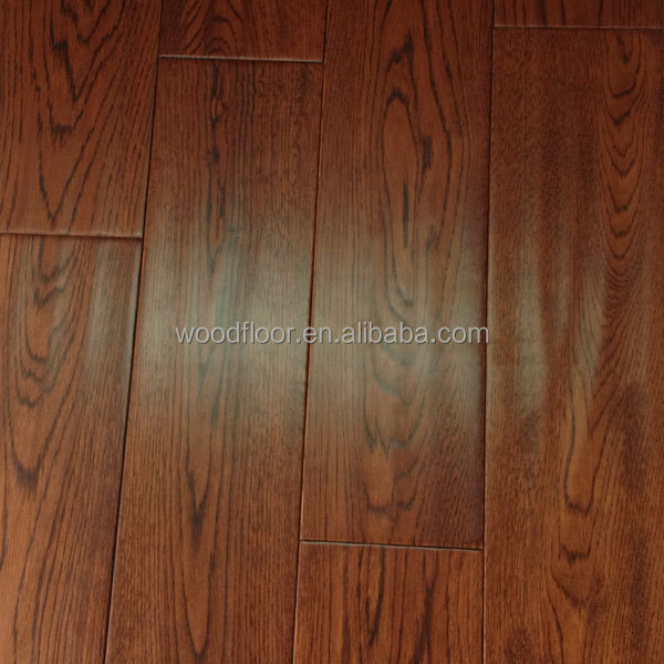 Distressed Solid Oak Wood flooring prices