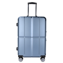 new abs royal polo luggage trolley case