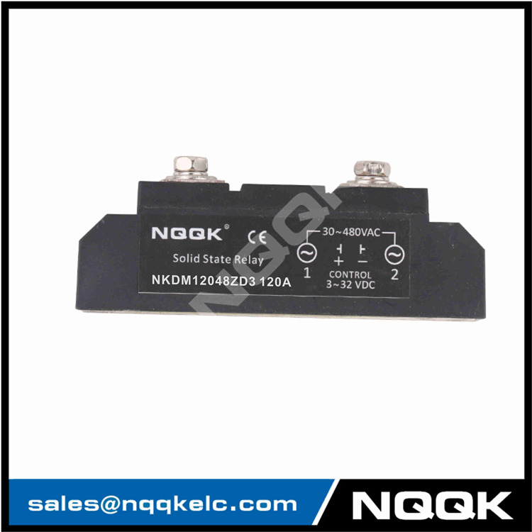 24V 480V 32V 120A zero cross or random turn on DC control industrial grade solid state relay