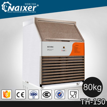 Ice Making Machines R404A Ice Cube Making Machine Tubular Ice Machine