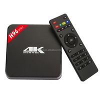 Amlogic S905 2G 16G Android 5.1 TV Box H96 Plus M8s+ Set Top Box Build-in WiFi Bluetooth 4.1 M8S M8s+ Best Android Box For TV