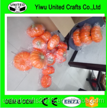 Artificial Pumpkins Fake Foam Fruits Vegetables Halloween Decorations from china factory wholesale