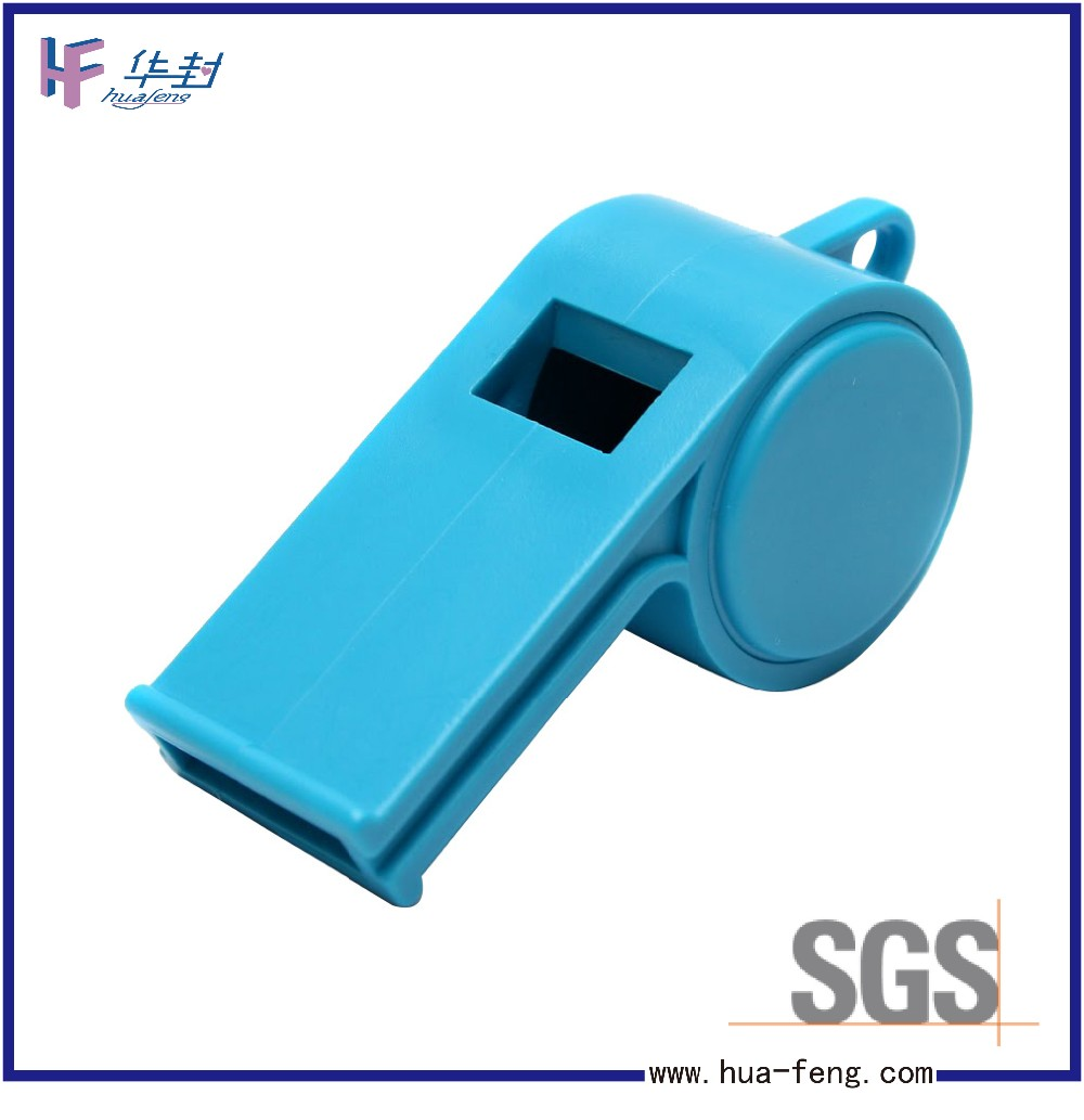 High quality plastic sports whistle in bulk